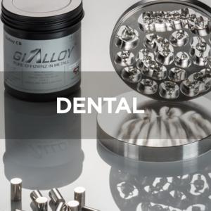 Gialloy CB-N (Nickel Base Dental Alloy)