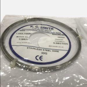 KC Smith Half Round Wire